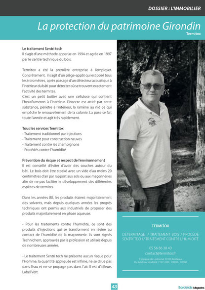 BORDELAIS MAGAZINE